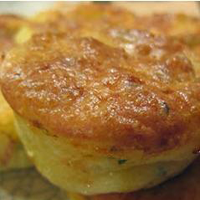 Cottage Cheese Muffins image