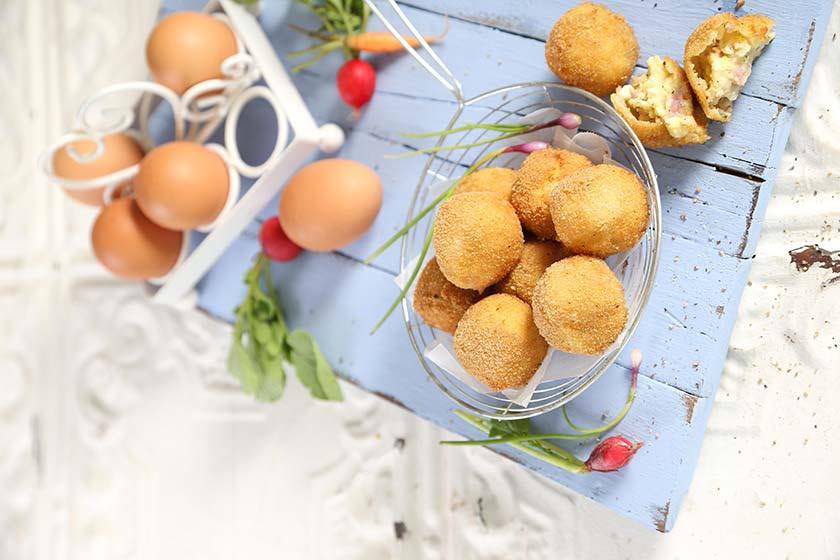 Egg Bites for a Quick Lunch image